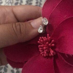 ☀️ SALE!!! ☀️ Forever Crystal stud earrings 💎